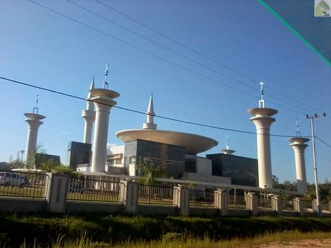 Foto Masjid Al Abrar Islamic Center Tanjung 7