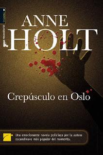 Crepúsculo en Oslo - Anne Holt