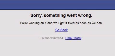 website facebook tidak bisa di buka