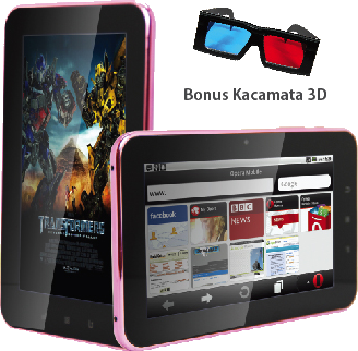 Pixcom Andro Tab Core 3D, Harga Pixcom Andro Tab Core 3D, Spesifikasi Pixcom Andro Tab Core 3D
