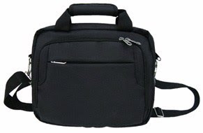 "CENTRUM LINK - ""Platinum Black NetBook Bag"" - PC-1461"