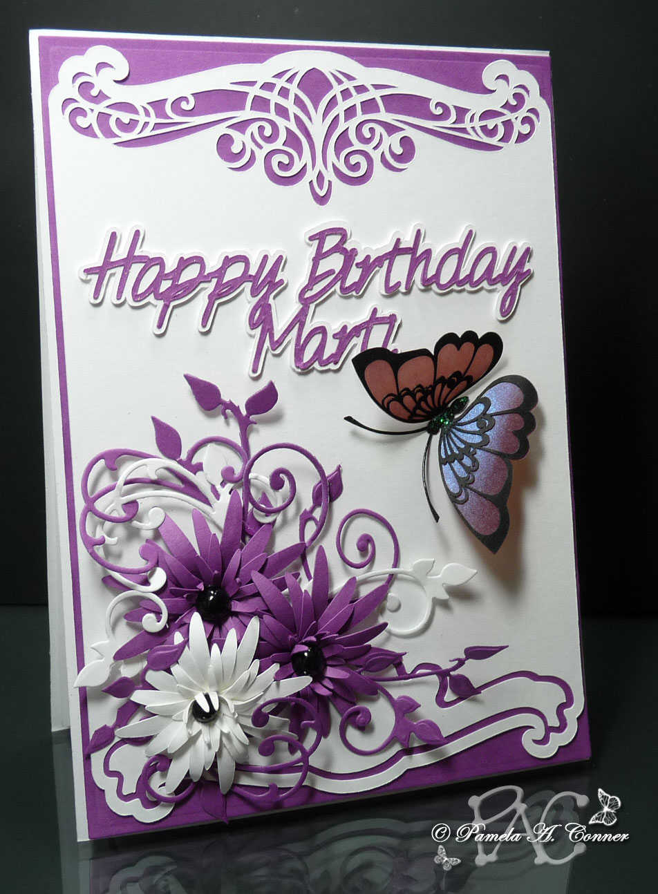 Yorkiemoms creative corner birthday card for marti birthday card for marti kristyandbryce Image collections