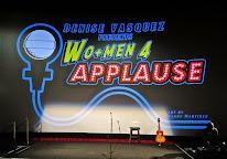 Denise Vasquez Presents WO+MEN 4 APPLAUSE™