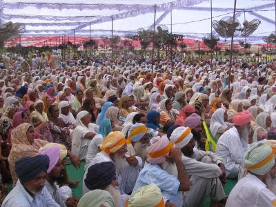 Govindpura, Punjab: Resolve to resist forcible land acquisition