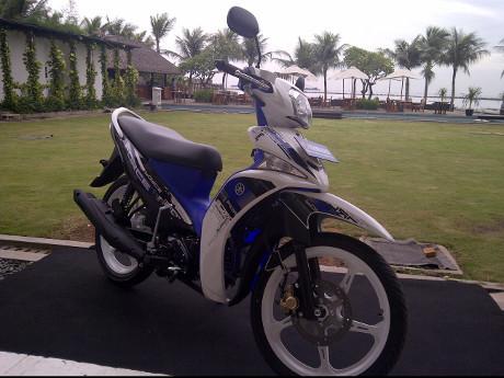 Harga dan Spesifikasi Motor Baru Yamaha Force