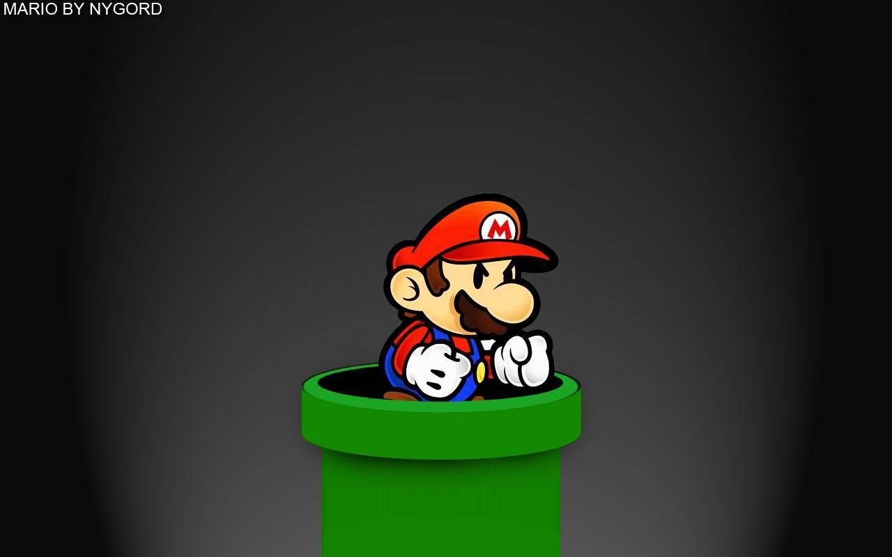 Fondo de pantalla juegos mario bros for Imagenes full hd para fondo de pantalla