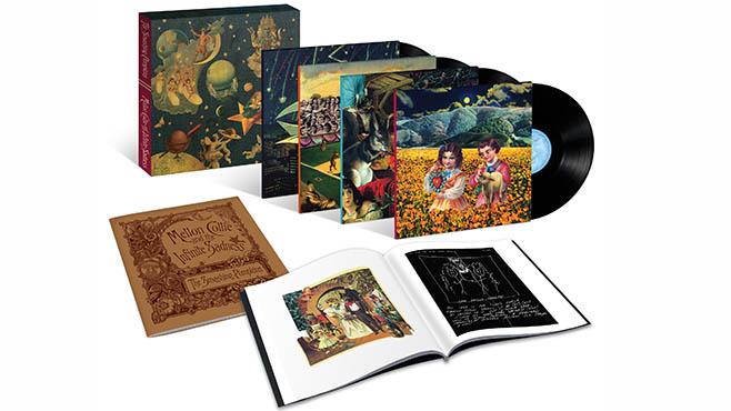 Schwarzes Gold Vinyl Reissues Smashing Pumpkins