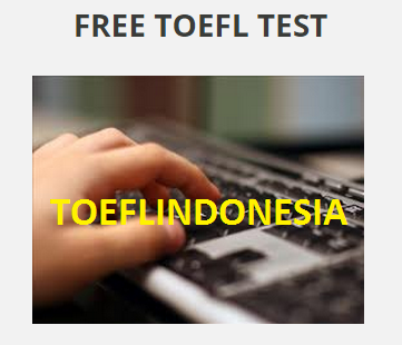 Free TOEFL Prediction Test