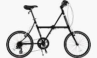 Sepeda Lipat DOPPELGANGER FX05 Raptor 20 Inci