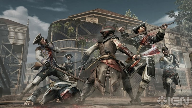 Download Assassin's Creed Liberation HD ISO-Black Box Free PC Games Downloads