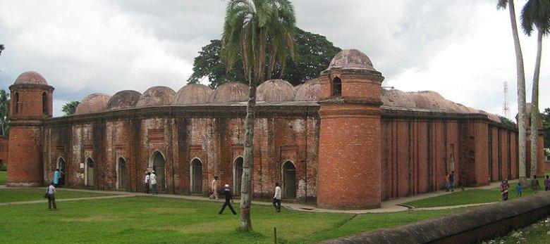 Shait-Gumbad, Masjid Terbesar di Kota Bersejarah Bagerhat