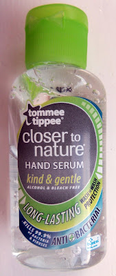 Tommee tippee closer to nature hand serum