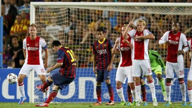 Vídeo Resumen: Barça 4 Ajax 0 (UCL)