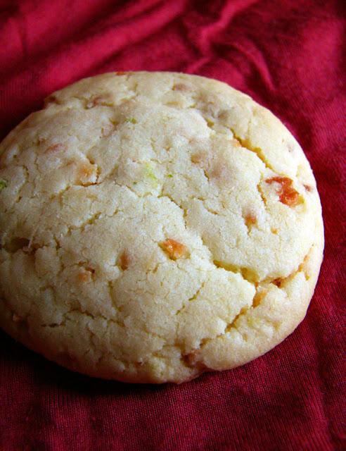 Biscuits moelleux à la lime et noix de coco
