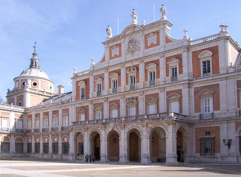 Mis ciencias sociales la arquitectura barroca espa ola for Arquitectura espanola