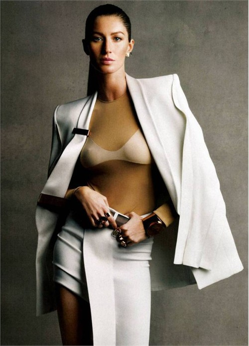 Vogue magazine, Gisele Bundchen