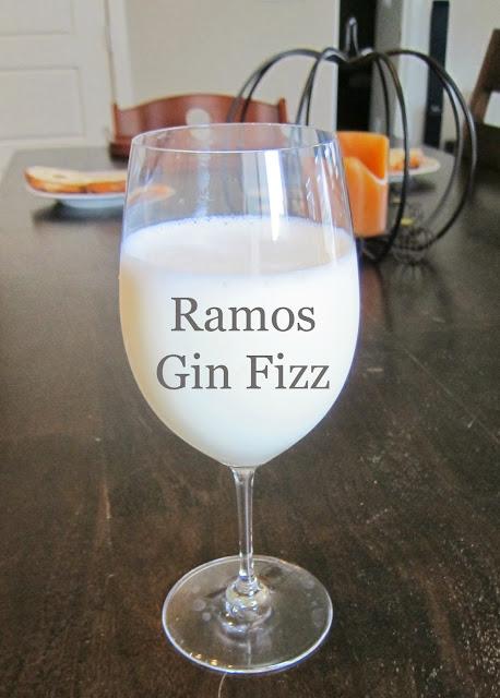 laurabird: The Ramos Gin Fizz
