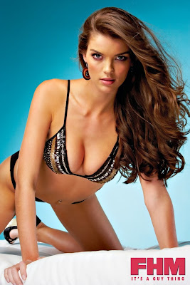 Natasha Barnard FHM Magazine Wallpapers