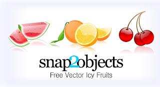 fruits, fruit logo, logo vector, fruit food, orange,melon, cherry