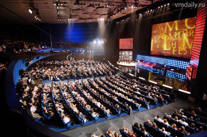 В рамках международной выставки спорт состоялся всероссийский