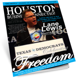 MEET HARRIS COUNTY DEMOCRATIC PARTY CHAIRMAN LANE LEWIS