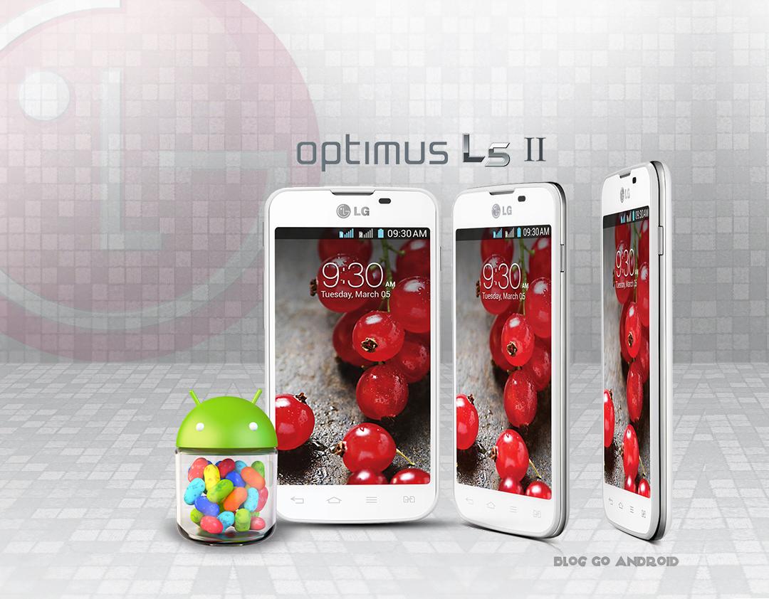 Vivo LG Optimus L5 Funções básicas Como alterar o  - imagens de papel de parede para celular lg optimus l5