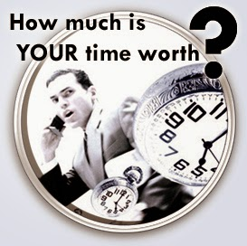what is your time worth when you know time is money