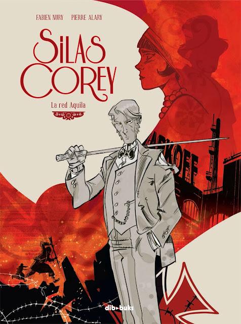 Silas Corey. La red Aquila