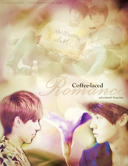 Coffee-laced Romance - fluff exo luhan sehun sehan hunhan exokandm - main story image