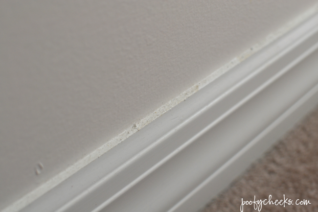 6 Things to do before you paint a room - Prepping to paint from http://www.poofycheeks.com