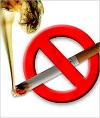 smoking cigarettes ban