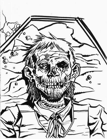 Blog di fede tocci horror disegni - Come disegnare immagini di halloween ...