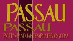 Font Gratis Untuk Design - Passau