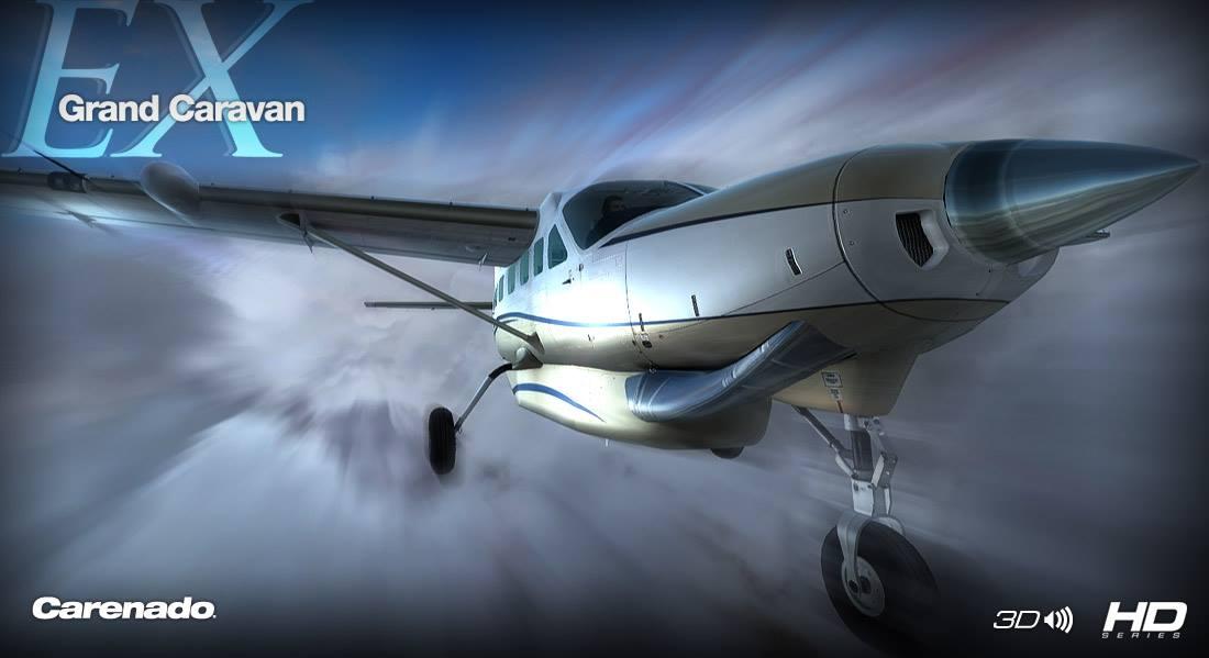 Carenado Cessna 208 Carenado Cessna Caravan ex