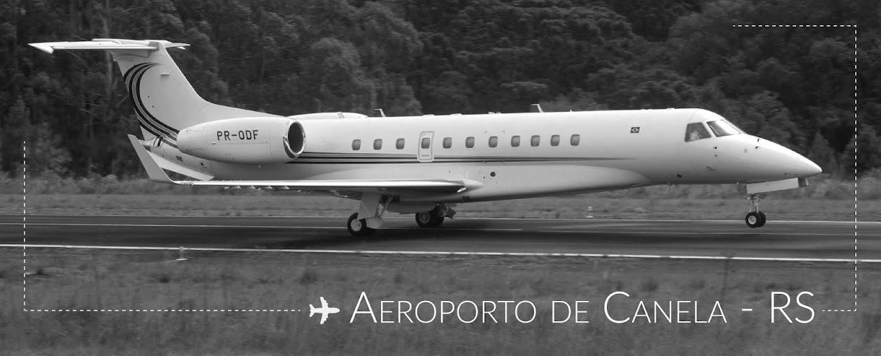 AEROPORTO DE CANELA - RS