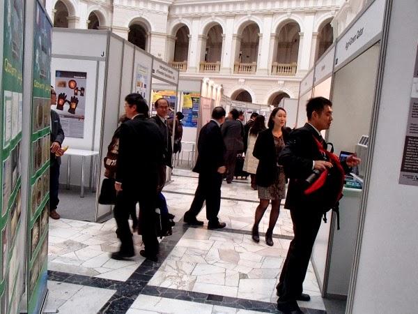 7. Międzynarodowa Warszawska Wystawa Wynalazków - goście z Azji