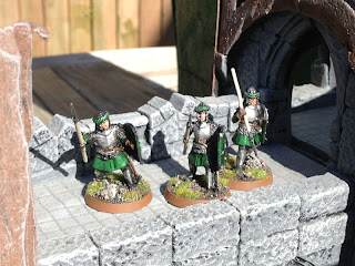 The Hobbit Strategy Battle Game Guards of Arnor