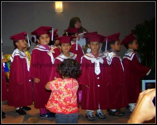 hari graduasi kanak