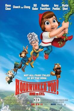 Cô Bé Quàng Khăn Đỏ - Hoodwinked Too! Hood Vs. Evil 2011 (2011) Poster