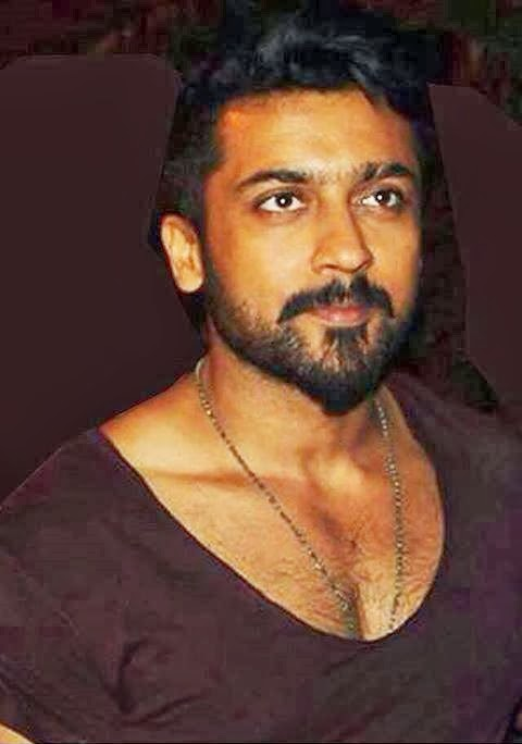 Surya Anjaan Hairstyle For Men ""