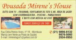 POUSADA MIRENE's HOUSE