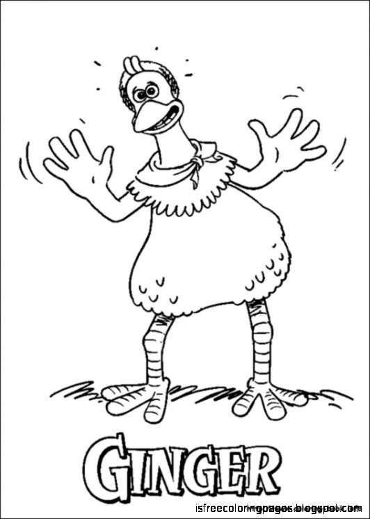 Chicken run coloring pages free coloring pages for Chicken run coloring pages