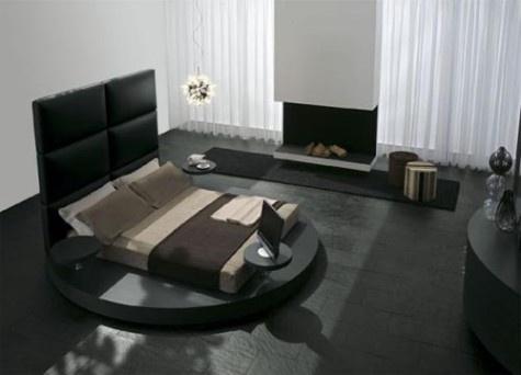 Cómo Decorar el Dormitorio de color Negro : Decorar tu Habitación