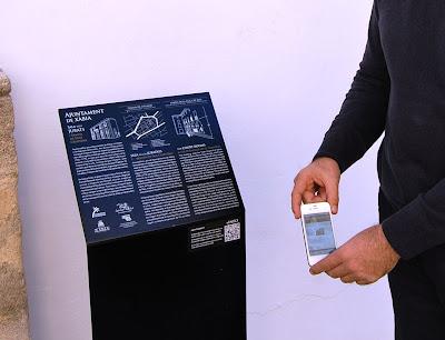 QR%2BSmartphone%2Ben%2BJ%25C3%25A1vea Bidi, QR y Smartphones en Jávea Xàbia (Costa Blanca)