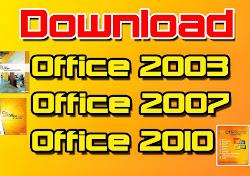 Clique na imagem e veja o download do Office 2003, 2007 e 2010 com serial
