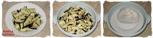 Pasta Melanzane e Mozzarella