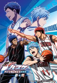 Watch Kuroko no Basket Movie 1: Winter Cup Soushuuhen - Kage to Hikari Online Free 2016 Putlocker