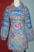 Blus Liana02 - Batik cantik model terkini