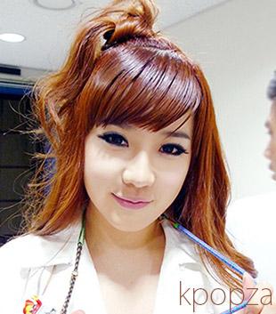ภาพใส ๆ ของ Park Bom(2NE1) ก่อนเข้าสู่วงการเพลง