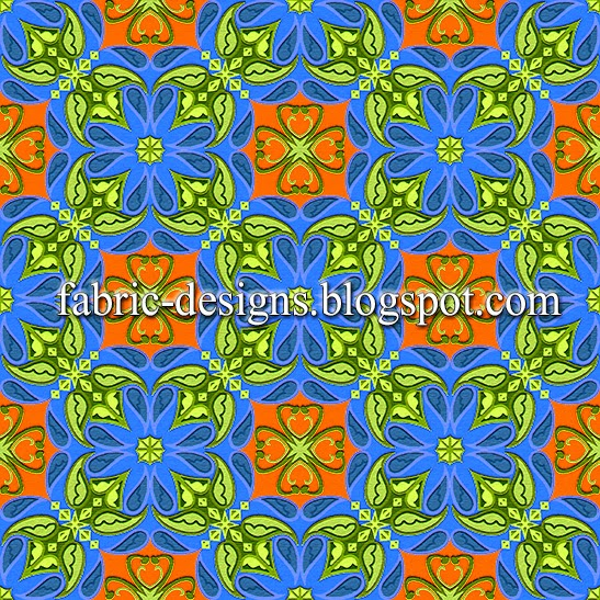 geometric patterns for textile printing 4